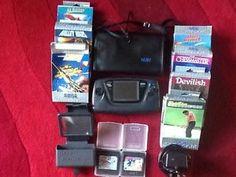 SEGA Game Gear Home Console Bundle. £19.99 - 0 bids so be quick!!!! #retrogamer #retrogaming #retroconsoles #retrogames #gaming #consoleretro #topgun #mastersystem #segamastersystem #legend #konsolretro #atari2600 #atarijunior #atarijr #atari #joystick #playstation #pcgaming #rceurope #xboxone #xbox360 #ps2 #ps3 #neogeo #ps4 #retrocollective #retrocollector #xbox #pc #nintendo #n64 #natsume #harvestmoon #wwe #wrestlemaniachallenge