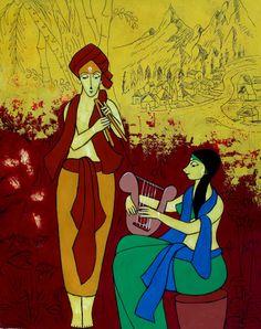 #contemporayart #ArtistOnTwitter #buyartonline #artgallery #bengalart #indianart #modernart #artfundraiser #ContemporaryArt #artexhibition #affordableart #innovation #newmedia #inspiration #creativity Modern Art, Contemporary Art, Indian Artist, Buy Art Online, Affordable Art, New Media, Online Art Gallery, Watercolor Art, Scene