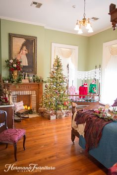 HermannFurniture Christmas at the Mansion 2015 5772