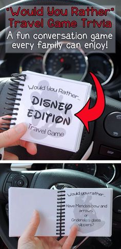 This is smart! It will keep you little sibling from doing much talking on a road trip.
