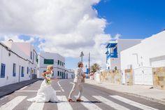 Noch ein Foto von Diana und Thorsten beim After-Wedding-Shooting auf Lanzarote. #Lanzarote #After-Wedding