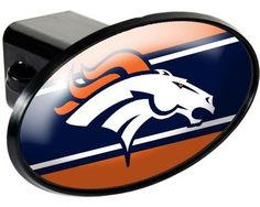 NFL Denver Broncos Trailer Hitch Cover ** Visit the image link more details. Note:It is affiliate link to Amazon.