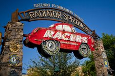 Some of our editors recently made a pilgrimage to Cars Land, the new themed area that opened at Disney California Adventure this summer. http://blogs.insideline.com/straightline/2012/08/cars-land-test-drive-radiator-springs-racers.html
