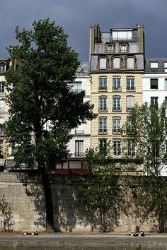 Ile de la Cité, Paris IV