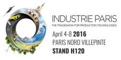 Targi Industrie Paris 4-8.04.2016