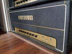 2 x Marquis / Stramp Plexi - Made in Germany 70er (Marshall) in Bremen - Neustadt   Musikinstrumente und Zubehör gebraucht kaufen   eBay Kleinanzeigen