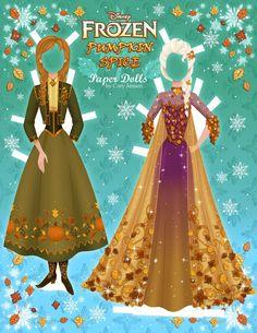 Frozen-Paper-Doll-Fall-Dresses.jpg 742×960픽셀