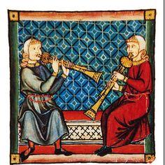 Bejís Medieval: Paleta de color en la indumentaria del S. XIII