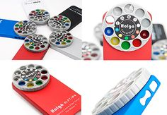 10 awesome Christmas gifts for photographers: Holga iPhone lens filter kit