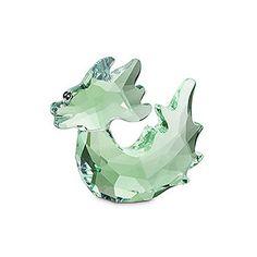 Swarovski Lucky Dragon Green - $53.60