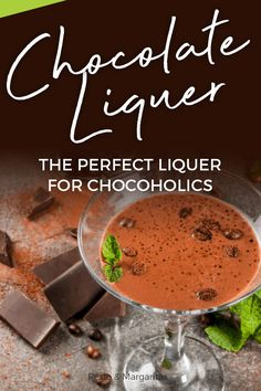 If you love chocolate and a tasty liqueur then why not combine the two together? The answer to that is the chocolate liqueur and there are lots of tasty things you can do with it! Sweet Alcoholic Drinks, Yummy Drinks, Virgin Cocktails, Chocolate Dishes, Chocolate Flavors, Chocolate Recipes, Gluten Free Chocolate, Best Chocolate, Margaritas