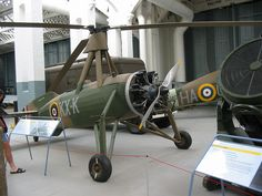 Cierva-Duxford - Autogyro - Wikipedia