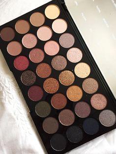 Make-Up Revolution 32 Ultra Palette Review