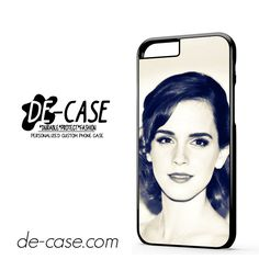 Emma Watson DEAL-3949 Apple Phonecase Cover For Iphone 6 / 6S