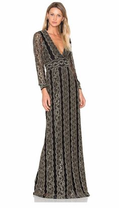MOROCCAN LACE GOWN Nightcap