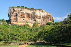 Sigirija, Sri Lanka