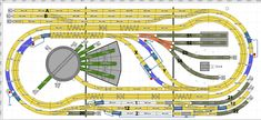"Märklin and railroads : Märklin : My own vintage show-layout ""Stauffingen"" Ho Model Trains, Ho Trains, N Scale Layouts, Balsa Wood Models, Electronic Speed Control, Model Railway Track Plans, Map Pictures, Model Train Layouts, Mockup"