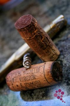 Re-corking aged wines -- The rare practice of replacing the old cork in a wine bottle with a brand new one.  This can happen anywhere for 15-30 years into cellaring a bottle of wine.