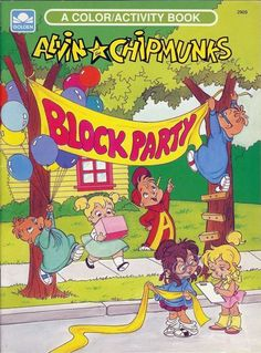 Great weather for a block party!  http://retroreprints.com/book.php?book_id=490