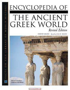 Encyclopedia of the ancient greek world by Myrhael Angel - issuu