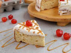 Μπάρες δημητριακών Tres Leches Cake, Vanilla Cake, Cheesecake, Baking, Desserts, Cakes, Food, Cheesecake Cake, Bread Making