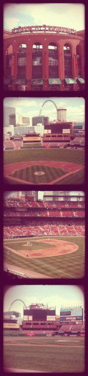 One of my favorite things about the STL. There is a reason we are the best fans in baseball :)
