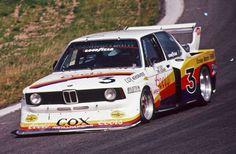 Jim Busby BMW 320i Turbo 1978