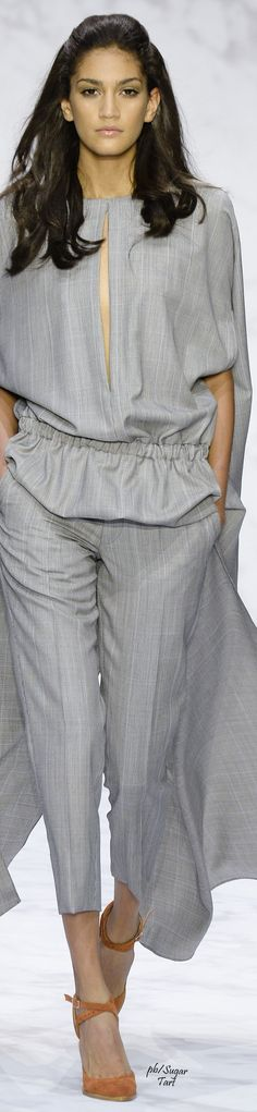 Daks Spring 2016 - cool casual chic gray ensemble