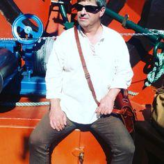 No barco rebelo pelo Rio Douro