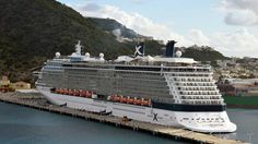 Celebrity Reflection in St Maarten: Celebrity to add overnight port stays on long Caribbean cruises in 2016