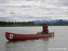 Trekking, canoa sui principali fiumi dell'Alaska, escursione sul ghiacciaio, trasferimenti con i traghetti...una combinazione perfetta di tutte queste attività e visite alle città e i villaggi di pescatori più emblematici...; #yukon #canada #alaska