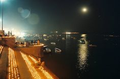 Diwali in Varanasi 2001. Continuing with the sharing of old film scans. I spent about a week in Varanasi in 1997 and a month in 2001. Words cannot describe the place at all it's truly a place of magic.  #Diwali #Varanasi #Benares #India #Ganga #craigfergusonimages #film