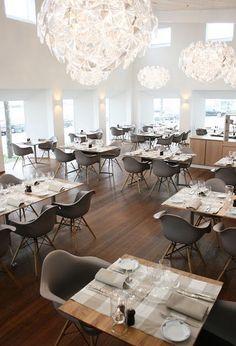 Interior of a Nordic Restaurant   www.paustian.dk