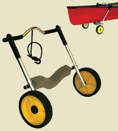 canoe kayak cart carts small boat Paddleboy buy online on-line internet shopping shop suspenz hobie wheels
