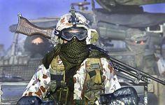 Australian SAS in Afganistan.