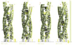 Twisting sustainable plug-in towers in Germany