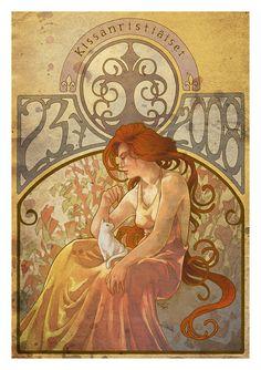 Art Nouveau Posters | ART NOUVEAU POSTERS | My Blog