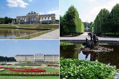 Schonnbrunn Palace Vienna Austria