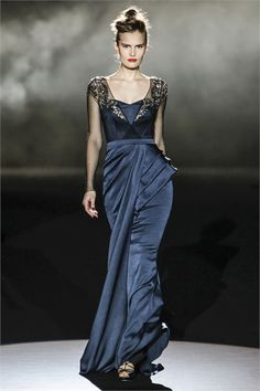 Sfilata Badgley Mischka New York - Collezioni Autunno Inverno 2013-14 - Vogue