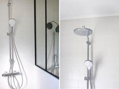 Du béton ciré pour la rénovation de notre salle de bain ! - Barnabé aime le café Master Bathroom Vanity, Surfboard Wax