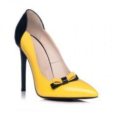 Pantofi Dama Piele Stiletto Fundita A1 - orice culoare Orice, Classic, Casual, Derby, Classic Books