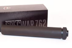 SilencerCo Specwar 762: One Versatile Rifle Suppressor, SilencerCo's Specwar 762 is a heavy duty can and full auto rated.