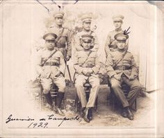 1929, soldiers