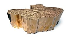 Boca do lobo eden coffee table gold brass 02 pic on Design You Trust