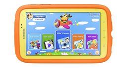 Samsung's Galaxy Tab 3 Kids get real, ready to 'make learning fun'