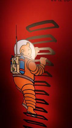 Tintin Rocket..