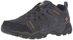 a6b2ed7b48872d Columbia Men s North Plains Ii Waterproof Hiking Shoes Lace-up hiking shoe  in waterproof seam-sealed constrution featuring protective rubber toe cap  Padded ...