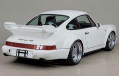 Porsche 964 RS 3.8 1993 white