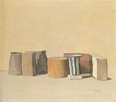 Giorgio Morandi Still Life | artist giorgio morandi style magic realism genre still life share ...