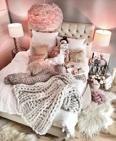 39 Small and Stylish Bedroom Design Trends and Ideas in 2019 # Girl Bedroom Designs Bedroom design Ideas small Stylish Trends Cute Bedroom Ideas, Cute Room Decor, Room Ideas Bedroom, Girl Bedroom Designs, Small Room Bedroom, Home Decor Bedroom, Design Bedroom, Bedroom Furniture, Bed Room